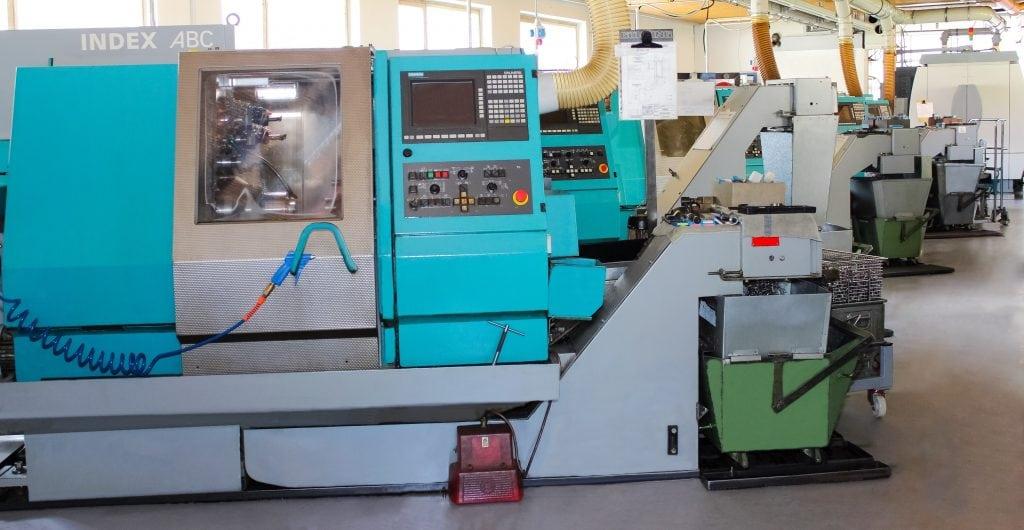 Fräsmaschine Firma Stengel